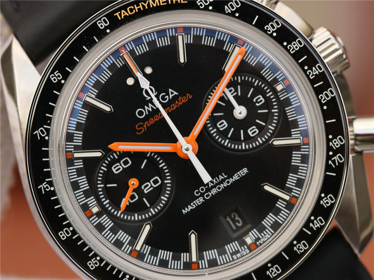 Replica Omega Speedmaster Black Dial